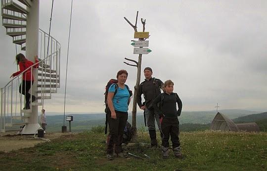 Grzywacka Góra (567 m n.p.m.).