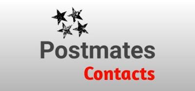 Postmates Customer Service Number, Postmates Phone Number