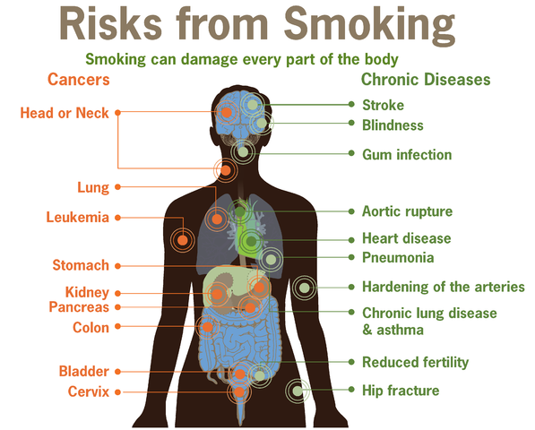 How well do you know what tobacco does to you and your loved ones? #WorldNoTobaccoDay