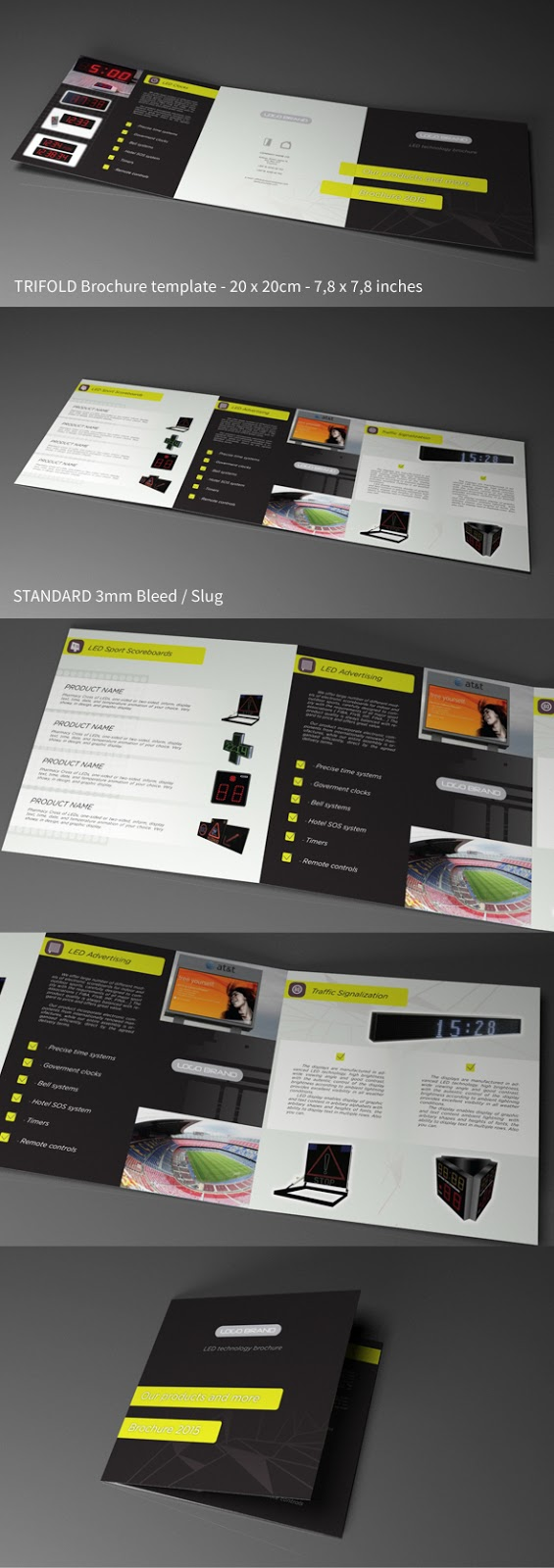 adobe indesign brochure templates free - indesign templates indesign templates