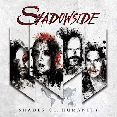"Shadowside - ""Alive"" (video) from the album ""Shades of Humanity"""