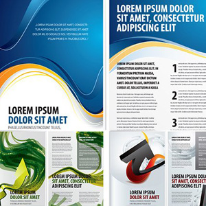 brochure template free download microsoft word resumetrends tk