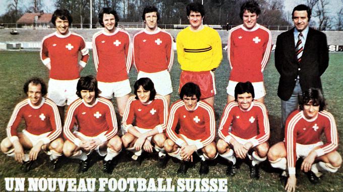 SUISSE 1977.