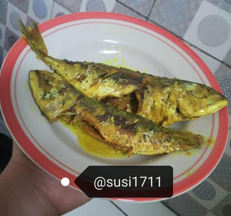 Resep Ikan Kembung Bumbu Kuning, Cara Praktis Masak MPASI 22 Bulan - susistory