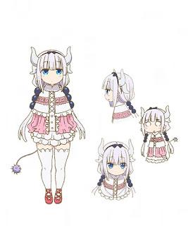 คันนะ คามุย (Kanna Kamui) @ Miss Kobayashi's Dragon Maid: Kobayashi-san Chi no Maid Dragon คุณโคบายาชิกับเมดมังกร