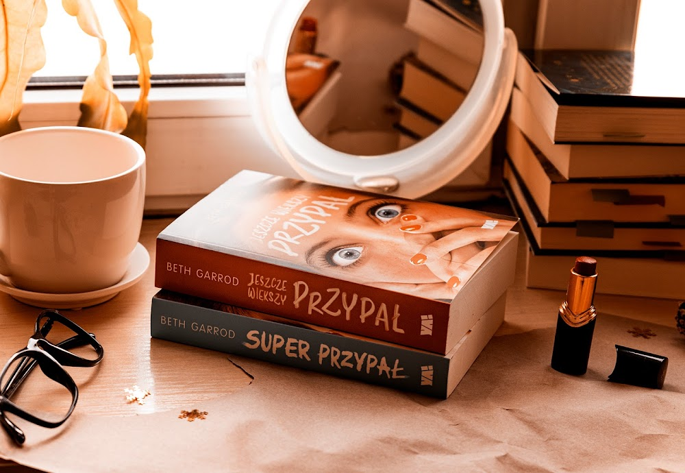 Super Przypał książka Jeszcze większy przypał