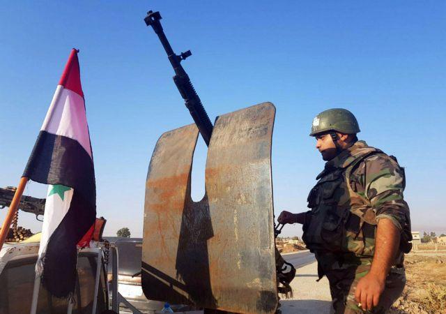 Μόσχα και Άγκυρα βρίσκονται σε επαφή για την επιχείρηση στη Συρία