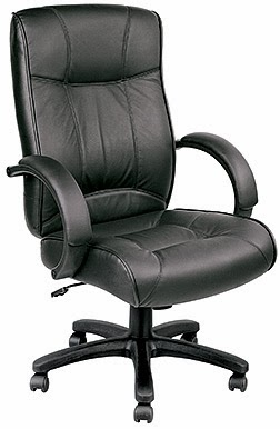 Odyssey Series Black Executive Chair