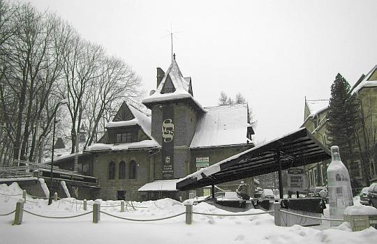 Dworzec Tatrzański