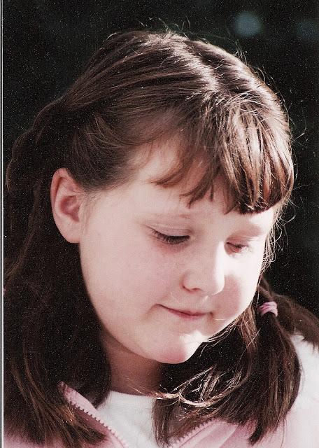Sierra age 9 in pink 2005