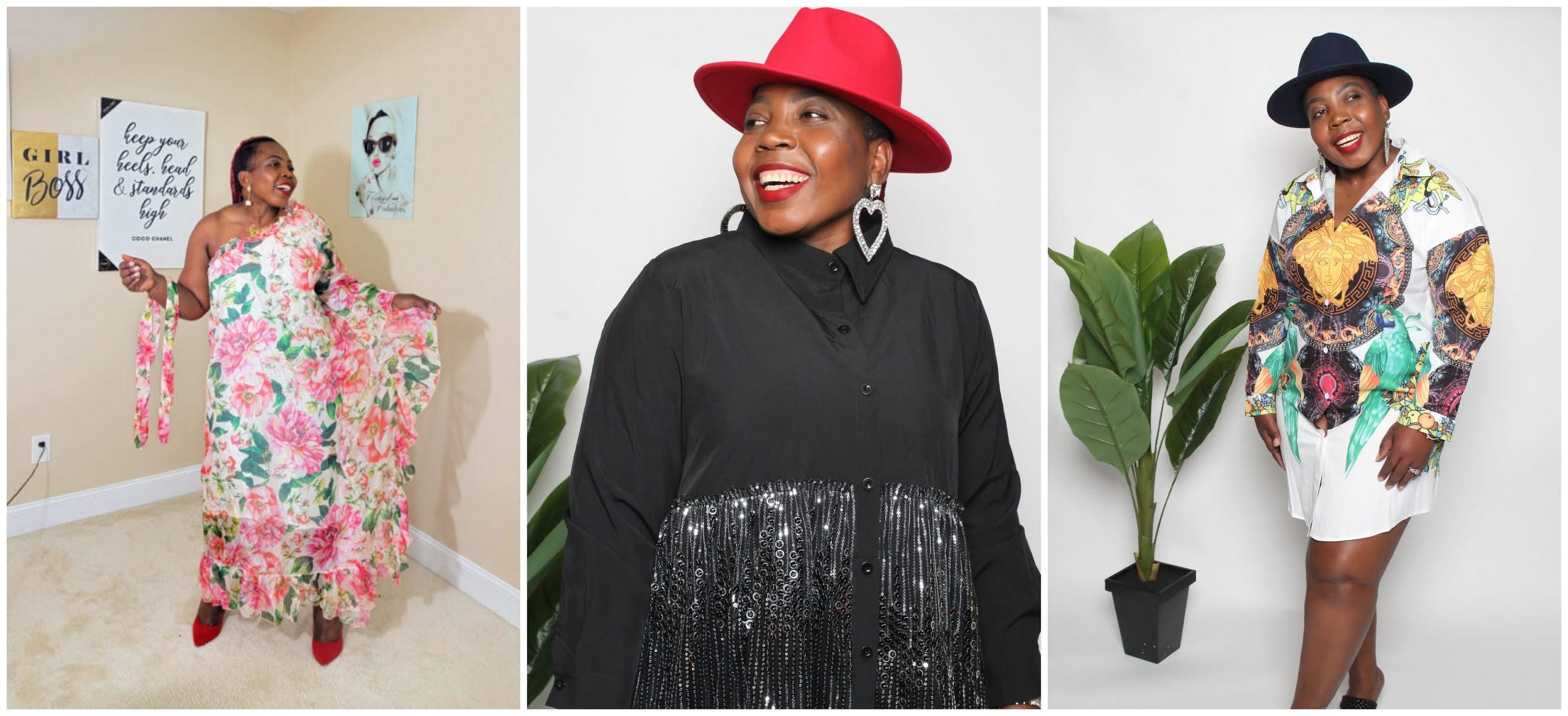 mama akube fashion dress