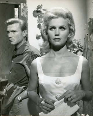 The Running Man - Laurence Harvey and Lee Remick