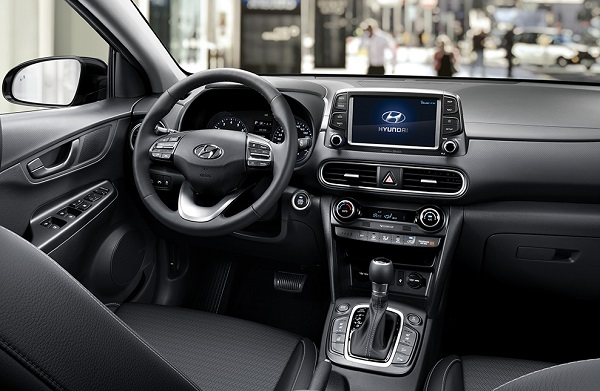 Interior Hyundai Kona Safety Plus 2WD