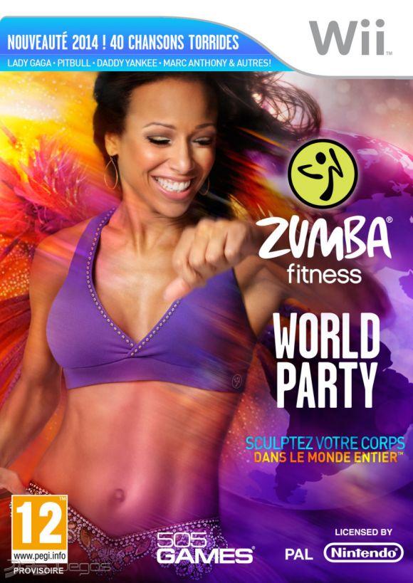 [WII] [NTSC] Zumba Fitness: World Party