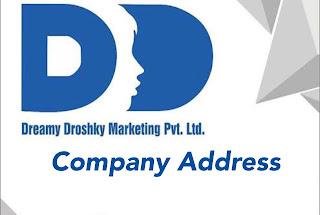 Dreamy Droshky Address