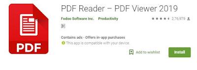 7 Aplikasi Terbaik Untuk Membuka File Dokumen PDF Di Android