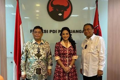 Blak-blakan Sebut Gaji dan Tunjangan DPR Lewat Youtube, Fraksi PDIP Panggil Krisdayanti