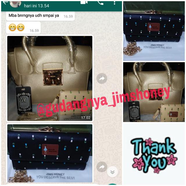 Testimoni Tas Jimshoney Ariana Bag