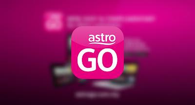 Pendaftaran Akaun Astro Go 2020 (Cara Login)