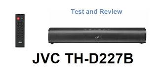 JVC TH-D227B speaker