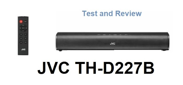 JVC TH-D227B - great budget speaker