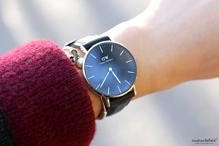 NEW Daniel Wellington Classic Black Review + Exclusive Access Code & 15% Off Coupon Code