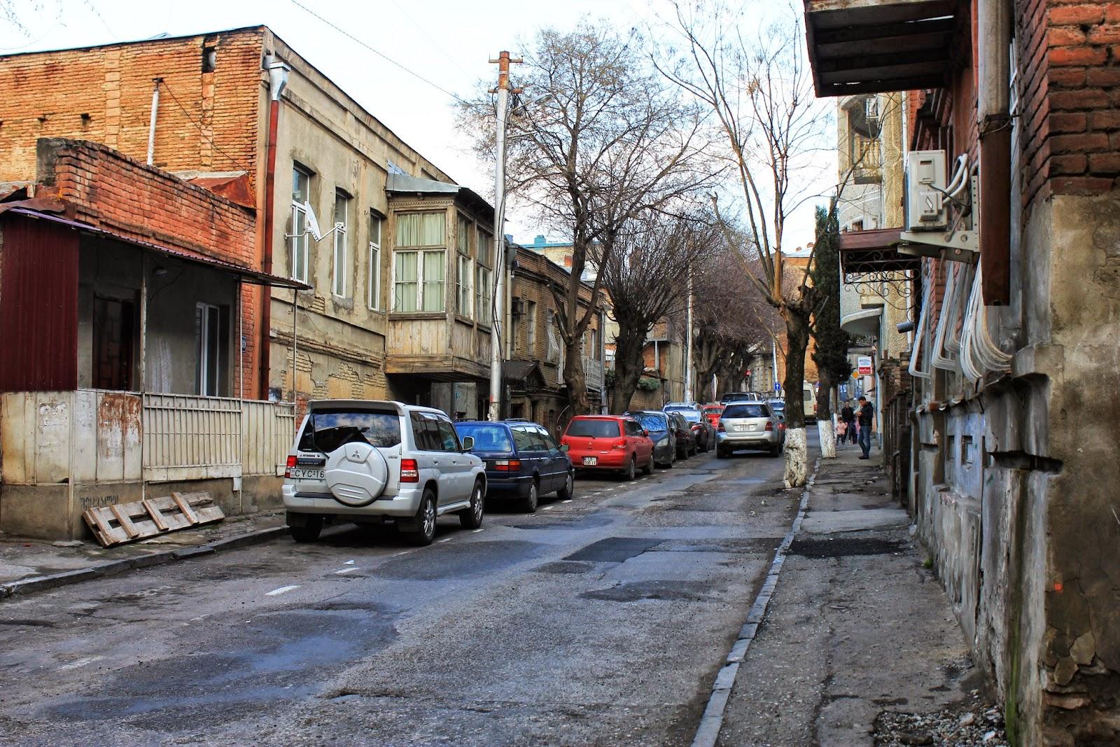 Tbilisi miasto