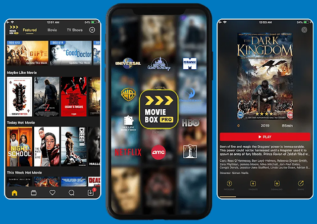 Movie Box Pro Free Movie Download Apps For Android