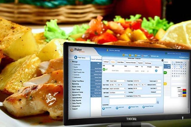 restaurant delivery software
