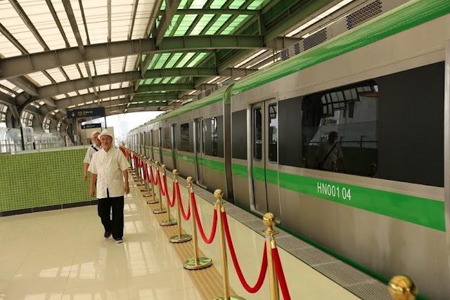 Đại sứ Trung Quốc: Đưa đường sắt Cát Linh - Hà Đông vào vận hành trong năm nay