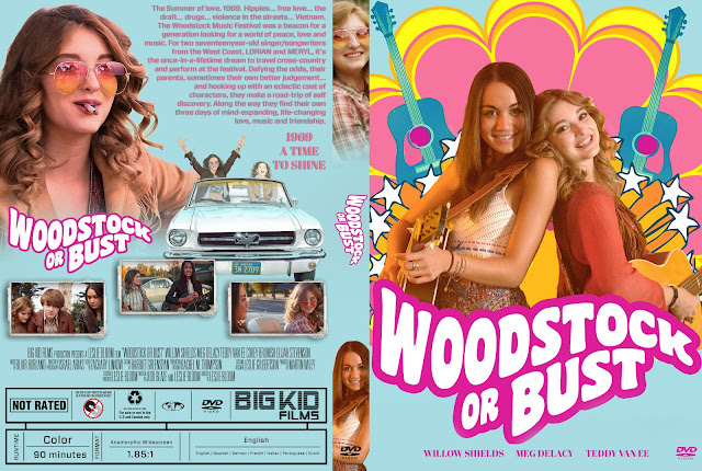 Woodstock or Bust DVD Cover