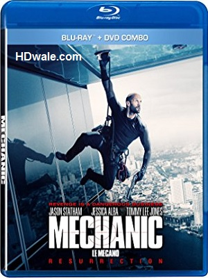 Mechanic Resurrection (2016) 1080p & 720p BluRay