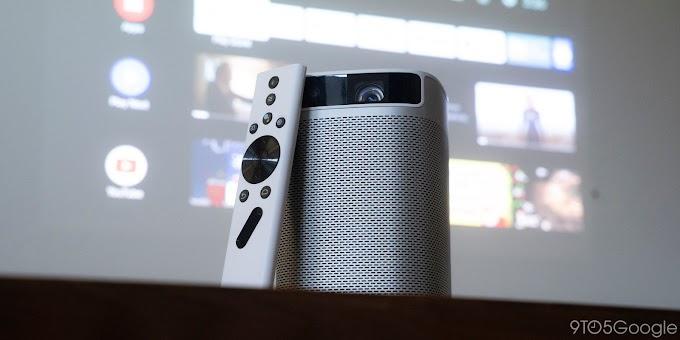 Sorteio de um projetor portátil XGIMI MoGo Pro