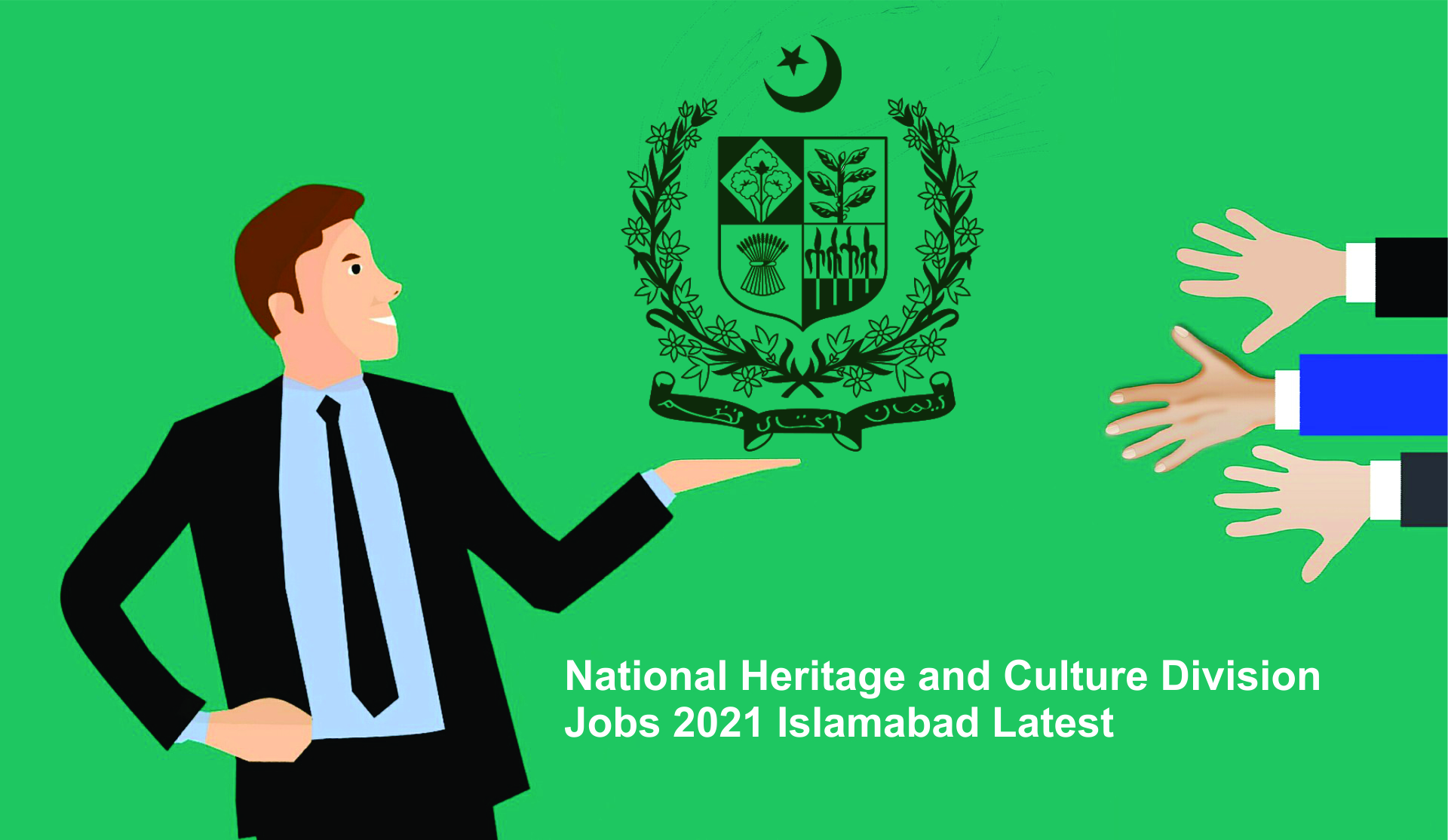 National Heritage and Culture Division Jobs 2021 Islamabad Latest
