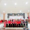 Bupati Melawi Buka MUSDAD III Kabupaten Melawi Tahun 2021