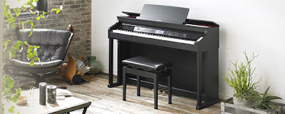 Đàn Piano Điện Casio dòng AP