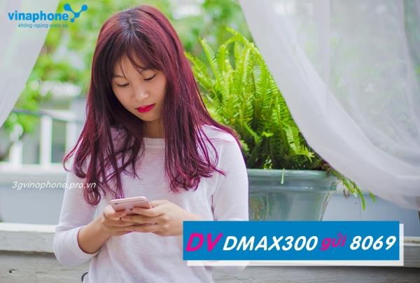 Đăng ký gói Dmax300 Vinaphone