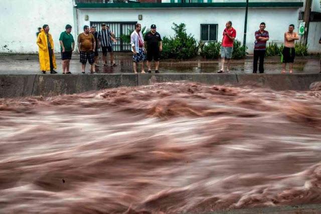 Declaran emergencia en 11 municipios de Sonora