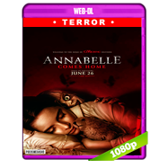 Annabelle 3: Viene a casa (2019) WEB-DL 1080p Audio Dual Latino-Ingles