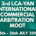 LCA-YAN International Commercial Arbitration Moot