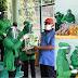 Ny Tutik Herman Hidayat Salurkan bantuan Ketua Umum Persit KCK