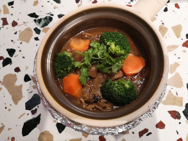 Ah Kor's Hainanese Lamb Stew