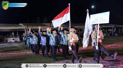 Acara Pembukaan STQ XXII Tingkat Provinsi Kalteng Berlangsung Meriah