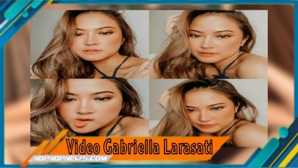 Video 14 Detik Gabriella Larasati