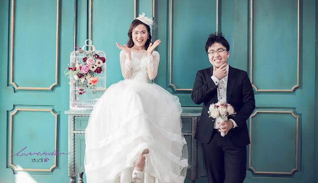 chụp hình cưới hàn quốc tại đà lạt