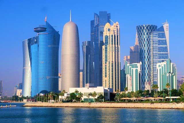 Sport in Doha Qatar