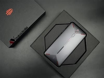 Nubia magic 2, Nubia red magic 2, nubia gaming smartphone