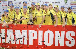 Australia tour of Sri Lanka 2-Match T20I Series 2016
