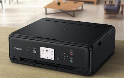Download Canon Pixma TS5055 Driver Printer