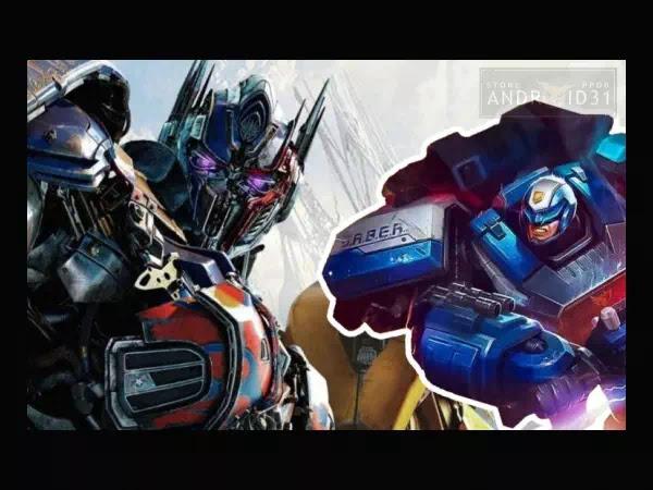 Mobile Legends x Transformer
